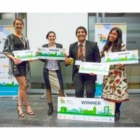 Venlo Circular Challenge: the winning team