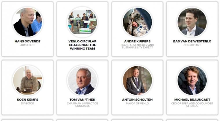 The full programme of the C2C-Congress Venlo