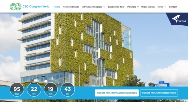 The C2C-Congress Venlo website is LIVE
